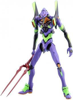 Rebuild of Evangelion Action Figure - Riobot Evangelion Unit-01 Eva Global Exclusive
