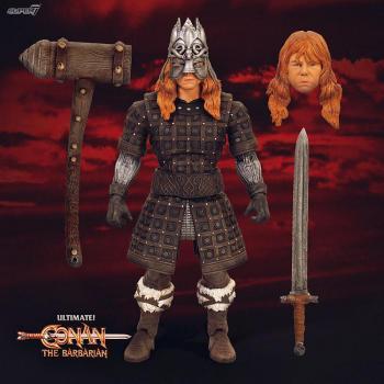 Conan the Barbarian Ultimates Action Figure Thorgrim 18 cm