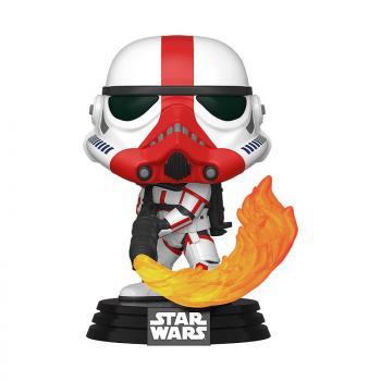 Star Wars Mandalorian Pop Vinyl Figure - Incinerator Stormtrooper