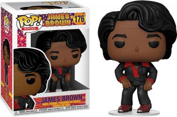 James Brown Pop Vinyl Figure