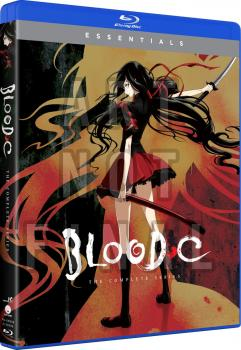 Blood-C Essentials Blu-Ray
