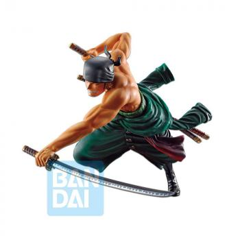 One Piece Ichibansho PVC Figure - Roronoa Zoro (battle Memories)