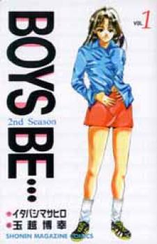 Boys Be manga 01