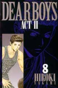 Dear Boys Act II manga 08