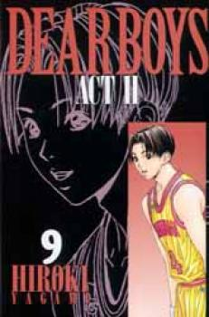 Dear Boys Act II manga 09