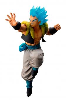 Dragon Ball Ichibansho PVC Figure - Super Saiyan God Super Saiyan Gogeta