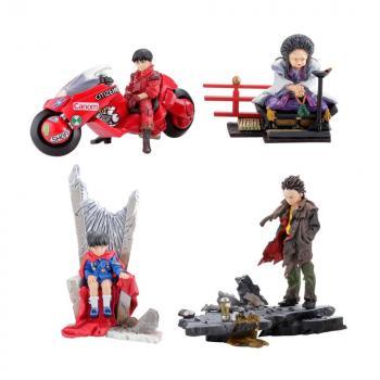 Akira Miniq Mini Figures 5-8 Cm Display Vol. 3 Akira (Full Box)