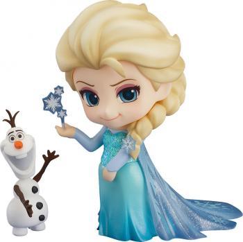 Frozen PVC Figure - Nendoroid Elsa