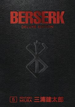 Berserk Deluxe Edition vol 05 HC