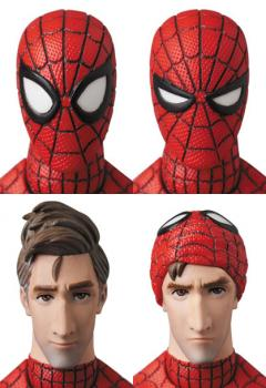Spider-Man: Into the Spider-Verse Mafex Action Figure - Spider-Man (Peter B. Parker)