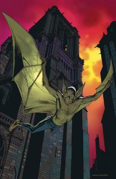 MAN-BAT #1 (OF 5) CVR B KEVIN NOWLAN VAR