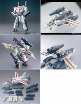 Macross Transformable Action figure Super Valkyrie VF-1J