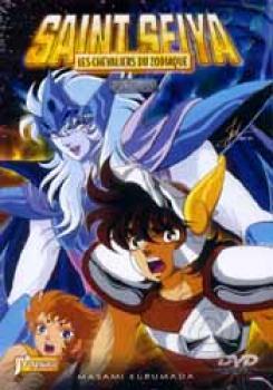 Saint Seiya volume 4 DVD