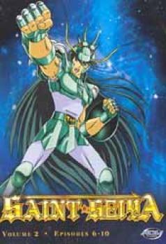 Saint Seiya volume 2 DVD