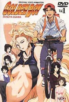 Golden Boy vol 01 DVD PAL NL/FR