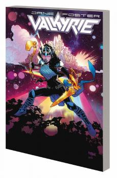 VALKYRIE JANE FOSTER VOL. 02: AT THE END OF ALL THINGS (TRADE PAPERBACK)