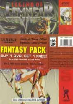 CPM Fantasy DVD 2 pack