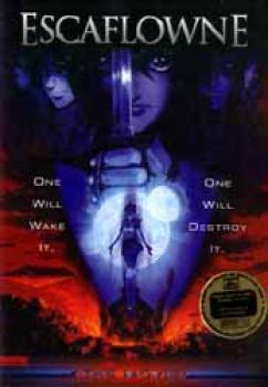 Escaflowne Movie DVD