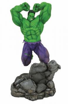 Marvel Premier Collection Comic Hulk Statue
