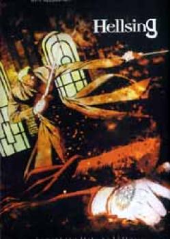 Hellsing vol 1 Impure souls with slipcase box DVD