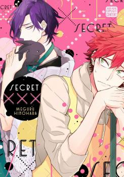 Secret XXX GN Manga