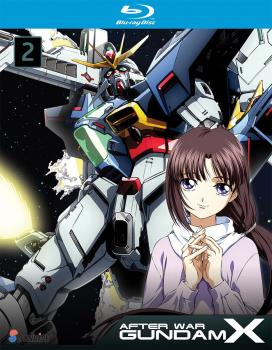 After War Gundam X Collection 02 Blu-Ray