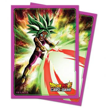 Dragon Ball Super Standard Size Deck Protector Sleeves Set 5 - Kefla (65)