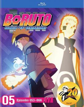 Boruto Naruto Next Generations Set 05 Blu-Ray