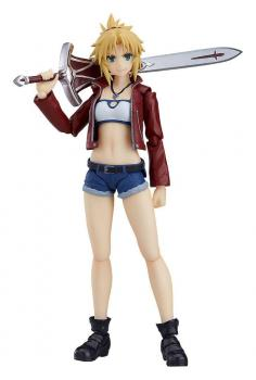 Fate/Apocrypha Action Figure - Figma Saber of Red Casual Ver.