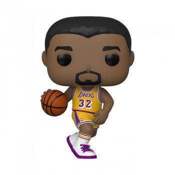 NBA Legends Pop Vinyl Figure - Magic Johnson (Lakers Home)