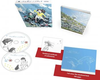 Penguin Highway - Limited Collector's DVD/Blu-Ray Combi Edition UK