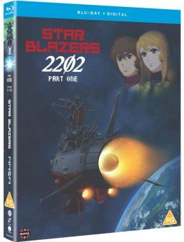 Star Blazers Space Battleship Yamato 2202 Part 01 Blu-Ray UK