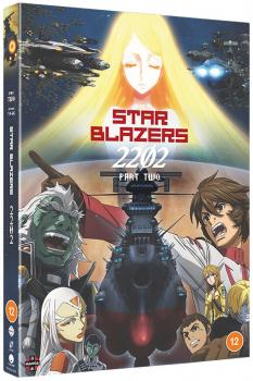 Star Blazers Space Battleship Yamato 2202 Part 02 DVD UK