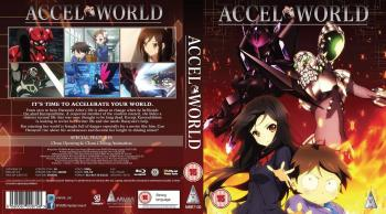 Accel World Collection Blu-Ray UK