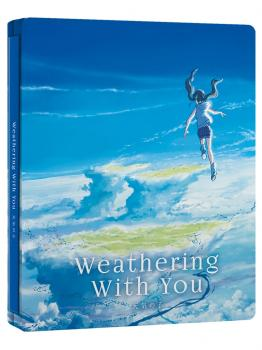 Weathering with you Blu-Ray/DVD Collector's Combi UK