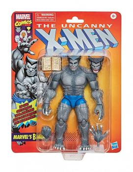 Marvel Legends Series Vintage Collection Action Figure - Marvel's Beast (the Uncanny X-Men)