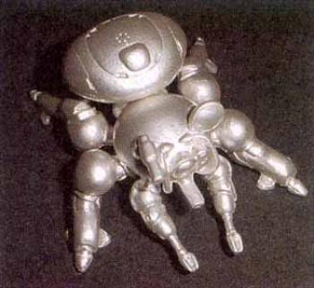 Ghost in the shell Die cast Fuchikoma