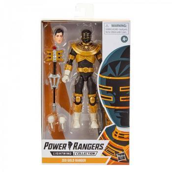 Power Rangers Lightning Collection Zeo Gold Ranger Action Figure 15 cm