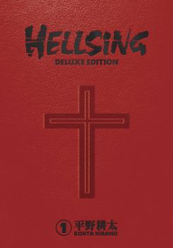 Hellsing Deluxe Edition HC vol 01 GN Manga