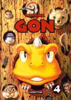 Gon tome 4