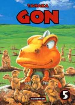 Gon tome 5