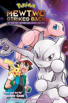 Pokémon the Movie: Mewtwo Strikes Back Evolution GN Manga