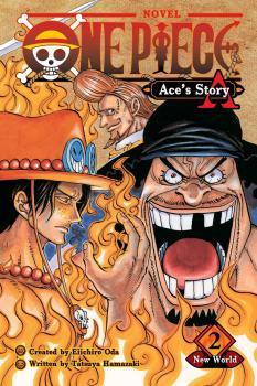 One Piece: Ace's Story vol 02 Light Novel