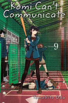 Komi Can't Communicate vol 09 GN Manga