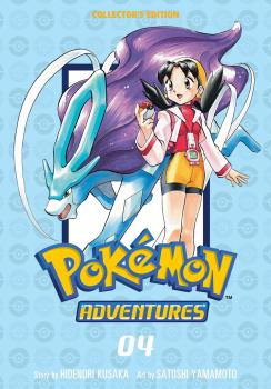 Pokemon Adventures Collector's Edition vol 04 GN Manga