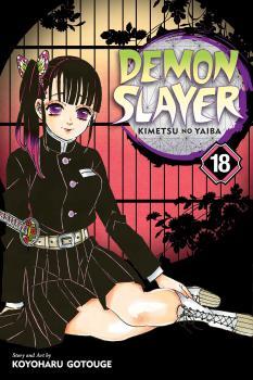 Demon Slayer: Kimetsu no Yaiba vol 18 GN Manga