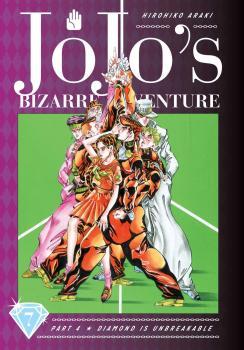 JoJo's Bizarre Adventure: Part 4 Diamond Is Unbreakable vol 07 GN Manga