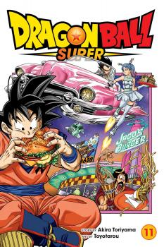 Dragon Ball Super vol 11 GN Manga