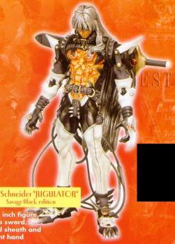 Bastard Action figure Ruin black Dark Schneider