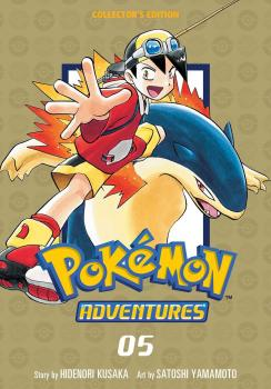 Pokemon Adventures Collector's Edition vol 05 GN Manga